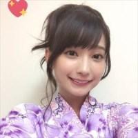 【画像】高野麻里佳さんの浴衣姿wwwwww