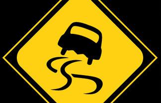 「道路標識 スリップ」の画像検索結果