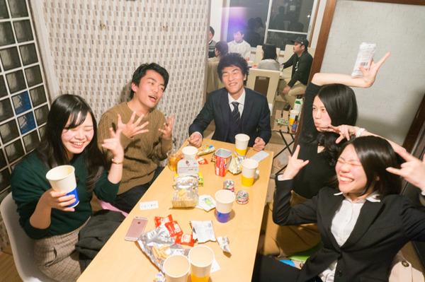 20170214学生ひらつー飲み会-7