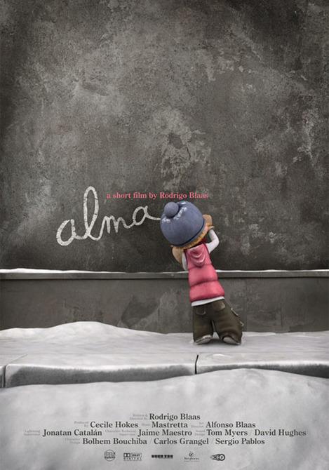 アルマ-ロドリゴ・ブラス-ピクサー-ポスター