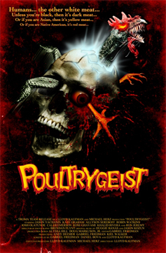 Poultrygesit: Night of the Chicken Dead