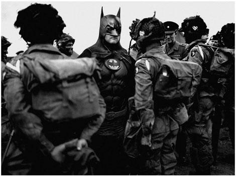 バットマン-ノルマンディー上陸作戦