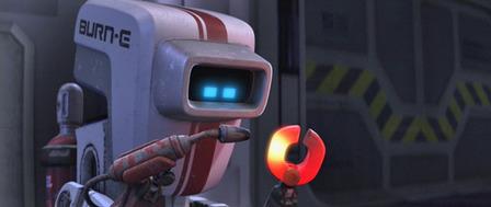 WALL・E -ウォーリー-バーニー-1