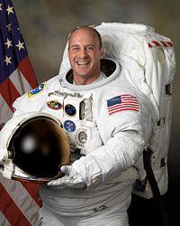アイアンマンを観ずには死ねない宇宙飛行士ギャレット・ライズマン