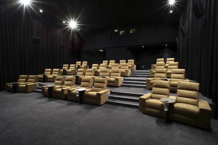 ヴィレッジ・ロードショー・ゴールドクラス・シネマ-映画館