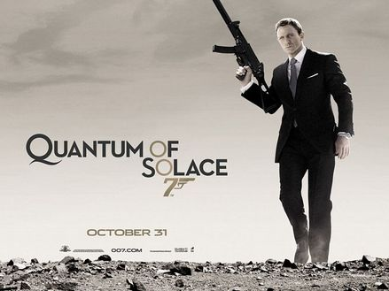 007-慰めの報酬-ポスター