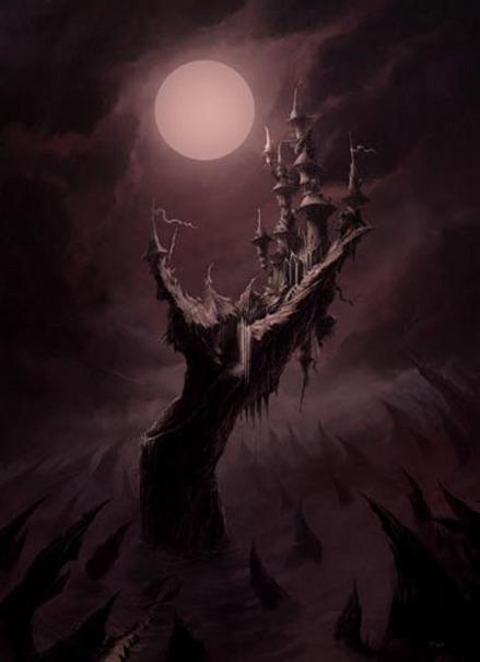 オズの魔法使い-西の悪い魔女のお城