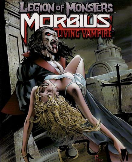 スパイダーマン-モービウス・ザ・リヴィング・ヴァンパイア