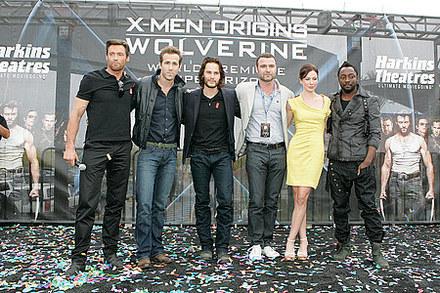 X-MEN-ウルヴァリン