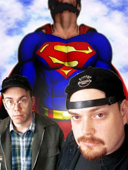 ウォシャウスキー兄弟-スーパーマン