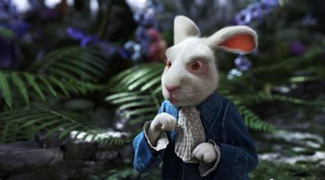 アリス・イン・ワンダーランド-白ウサギ-4
