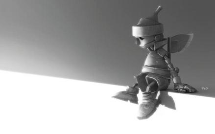 オズの魔法使い-ブリキ男-3