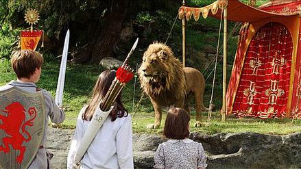 ナルニア国物語 第1章-ライオンと魔女
