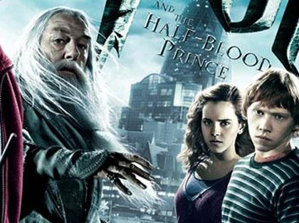 ハリー・ポッターと謎のプリンス-ポスター-トップ