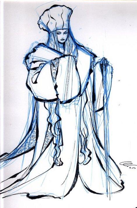 ハロルド・ジッパーマン-雪の女王-ディズニー