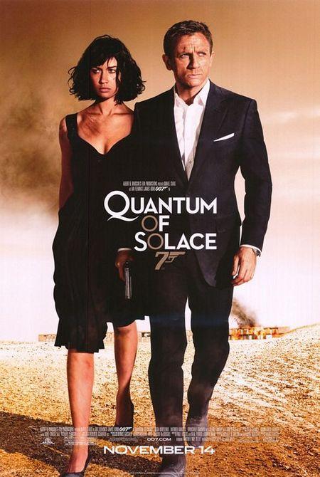 007-慰めの報酬-USAポスター