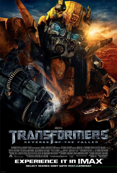 トランスフォーマー2-バンブルビー-ポスター