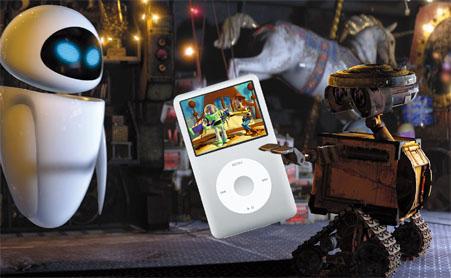 WALL・E-イヴ-ipod