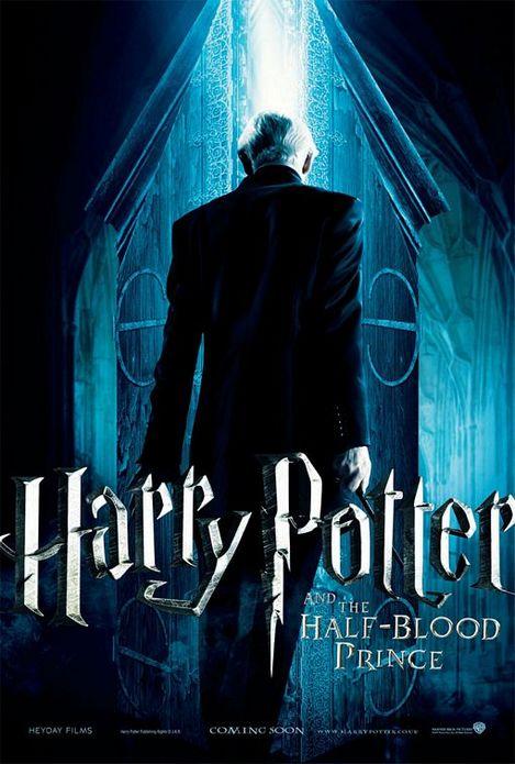 ハリー・ポッターと謎のプリンス-トム・フェルトン