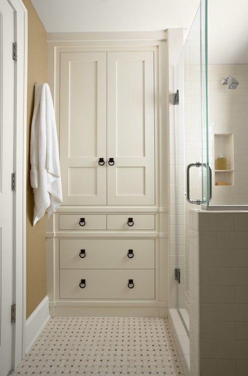 インテリアコーディネートとdiy マネしたい見せる収納術!バスルーム、洗面所、トイレの実践的な収納アイディア