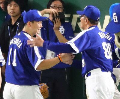 中日・森監督菅野ノーノ―警戒していた「昨日のきょうですから。同じようにならないようにって」