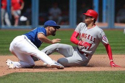 "【MLB】大谷翔平、驚異走塁で初の""マルチ二塁打""米実況驚嘆「並外れた速さ」"
