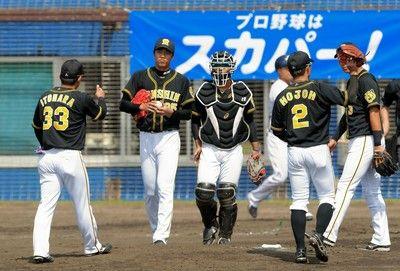 阪神・才木4回9安打6失点でアピールできず「フォークの精度が悪かった」