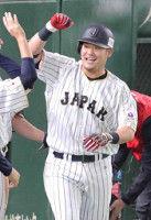【侍ジャパン】筒香、石山が日米野球辞退…H上林とD佐藤を追加招集