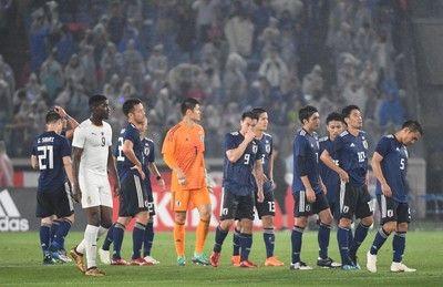 西野ジャパン、ガーナ監督から慰めW杯前は「負けた方がよい場合もある」