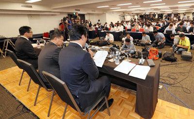 全会一致とならなかった除名決議前監督「追放」の裏側