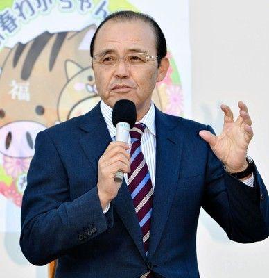 【競輪】「矢野は矢野の色を出せばいい」岡田彰布氏が和歌山でトークショー