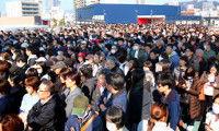 【広島】チケット抽選券配布、途中打ち切り「想定の2、3倍」警察も指導