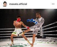 魔裟斗、がん闘病公表の山本KIDにエール「今回も勝つことを祈っています。負けるな!」