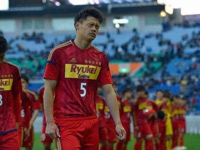 最初も青森山田、最後も青森山田…流経大柏DF関川郁万「最後までチームを勝たせられなかった」