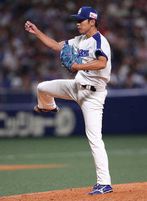 中日・浅尾が引退へ中継ぎ史上初のMVP腕右肩痛からの復活模索も