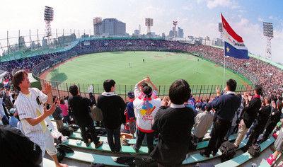 「君は川崎球場を知っているか」文化財めざし署名活動