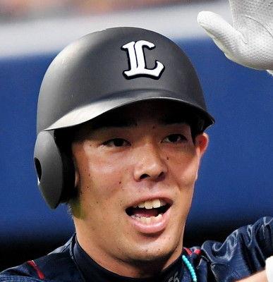 西武・秋山九回1死、土壇場で逆転満塁アーチ