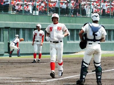 智弁和歌山がサヨナラ勝ちで2年連続甲子園5戦59安打60点の猛爆V