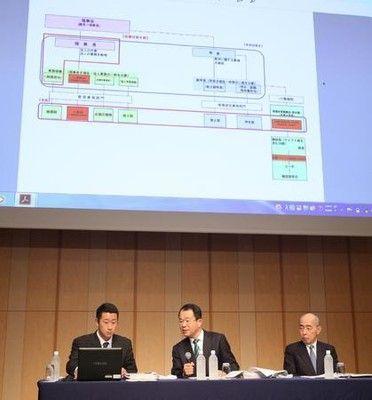 日大第三者委、田中理事長は「人ごと問題意識なし」