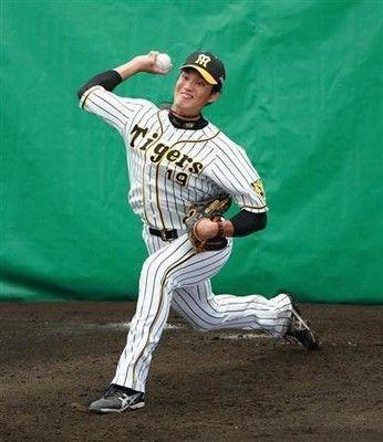 阪神・藤浪、実戦含め1500球投げる「結果を残したい」
