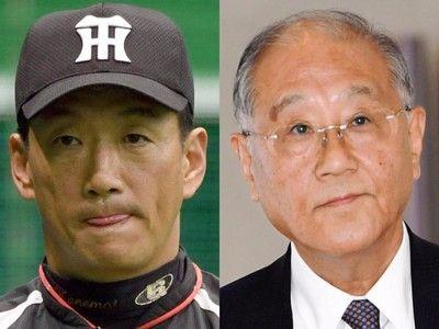 阪神34年ぶりに監督交代とオーナー退任重なる