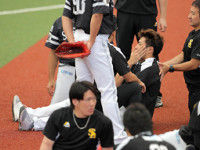 【ソフトバンク】練習中に打球頭部直撃の柳田に工藤監督「何もないことを祈るしかない」