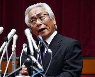 日大大塚学長、アメフト部の再開は学生の意向を重視