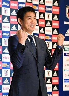 サッカー日本代表監督に就任が決まった森保一さん(49)「日本人の良さ出したい」