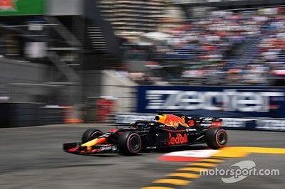 F1モナコGP予選速報:リカルドが驚異のタイムでポールポジション。トロロッソ・ホンダのガスリーは10番手