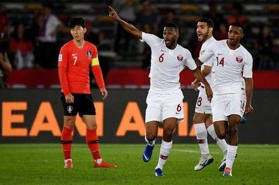 韓国と豪が準々決勝敗退、金星のカタールとUAEがアジア杯4強入り