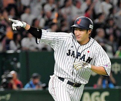 柳田悠岐が逆転サヨナラ弾!侍ジャパンが第1戦勝利「ミラクル」