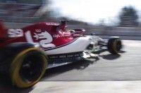 【F1テスト2・1日目午前タイム】アルファロメオ、レッドブル、フェラーリが18秒台