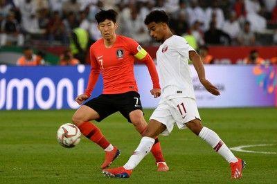 アジア杯敗退韓国の孫興民、疲労の蓄積認める 「肉体的に空っぽ」