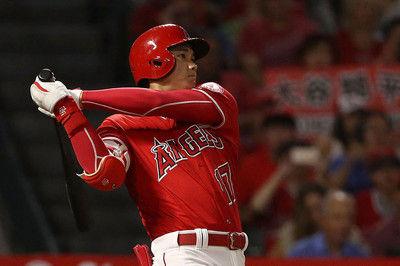 【MLB】大谷翔平、第4打席で左前適時打を放ち54打点目今季19度目マルチ安打を記録